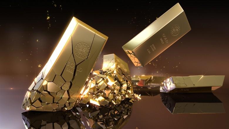 """Cơn sốt tiền ảo liệu có khiến vàng """"vỡ vụn"""" vào năm 2018?"""