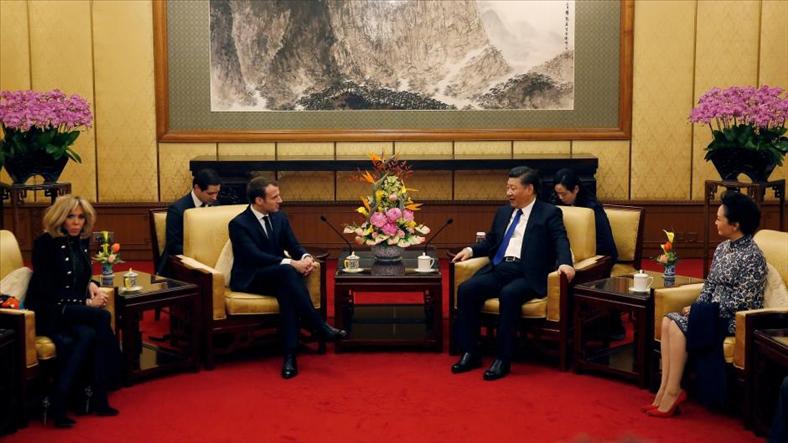 Tổng thống Pháp: Con đường tơ lụa mới của Trung Quốc không thể là đường một chiều