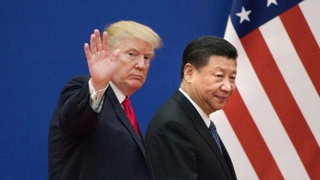 Trung Quốc có khả năng cao bị trừng phạt kinh tế từ Mỹ