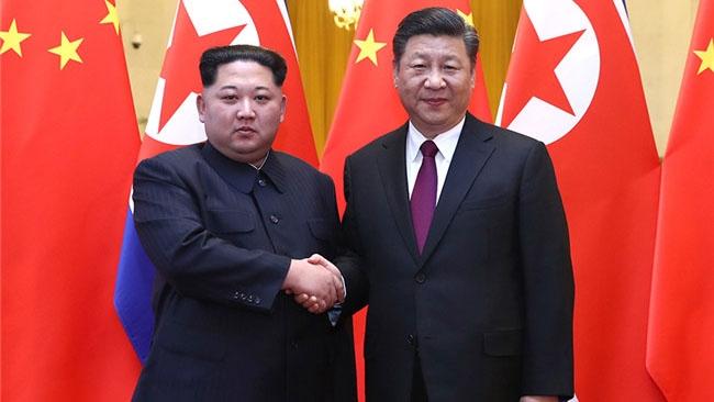 Thông điệp Kim Jong Un gửi Mỹ: Trung Quốc đứng về phía Triều Tiên