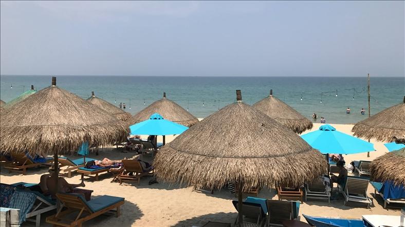 Bãi biển duy nhất của Việt Nam lọt vào danh sách 25 bãi biển đẹp nhất châu Á 2018
