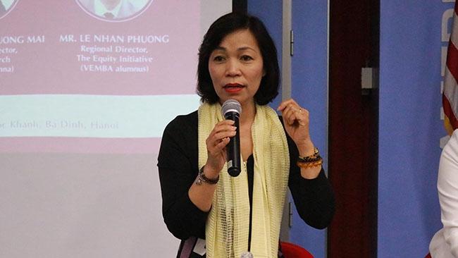 Nữ tướng Deloitte Hà Thu Thanh: 'Phải lãnh đạo được bản thân mình trước khi lãnh đạo bất cứ ai'