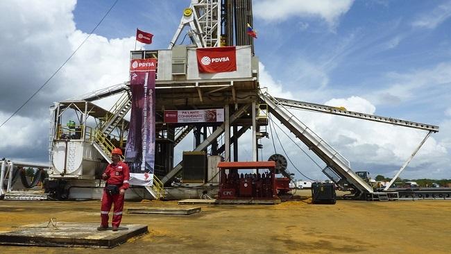 Iran và Venezuela tạo áp lực tăng cho giá dầu
