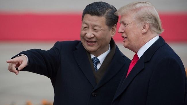 Bất chấp nguy cơ chiến tranh thương mại, ông Trump tuyên bố vẫn là bạn với Tập Cận Bình
