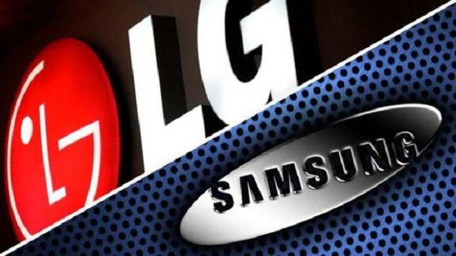 Samsung và LG với cuộc chiến thị phần điện thoại thông minh