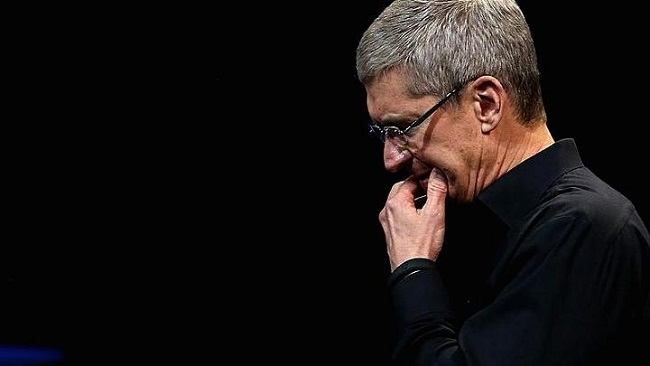 Chiến tranh thương mại Mỹ-Trung đẩy Apple vào nguy cơ lớn