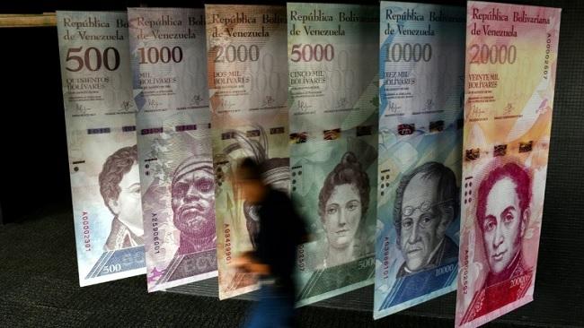 Tỷ lệ lạm phát 'tưởng như mơ' lại thành hiện thực ở Venezuela