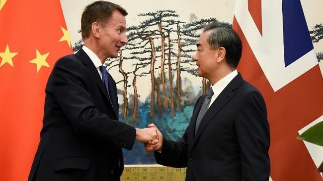Anh bắt tay Trung Quốc, mở ra thỏa thuận thương mại hậu Brexit