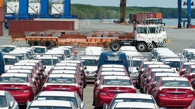 Tiếng kêu cứu từ ô tô nhập khẩu sau Nghị định 116