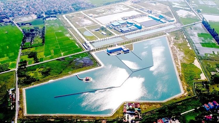 Đại gia Thái chi 2.073 tỷ mua cổ phần nhà máy nước sạch sông Đuống