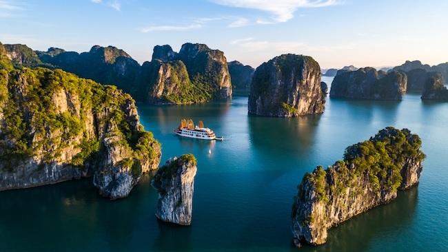 Việt Nam nhận danh hiệu điểm đến di sản hàng đầu thế giới 2019