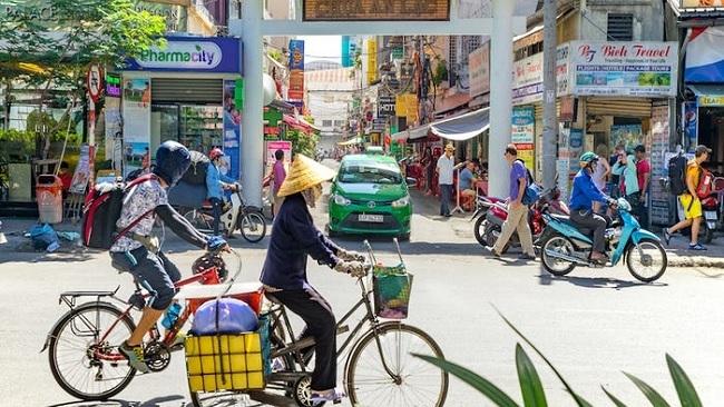 TP. HCM lọt Top 3 thành phố tốt nhất thế giới cho người nước ngoài
