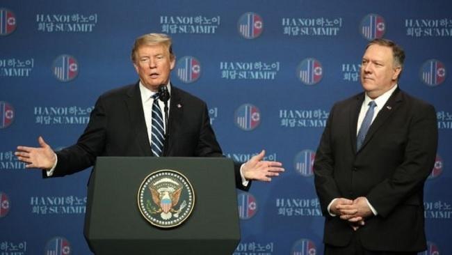 Tại sao hội nghị Mỹ - Triều kết thúc mà không đạt được thỏa thuận?