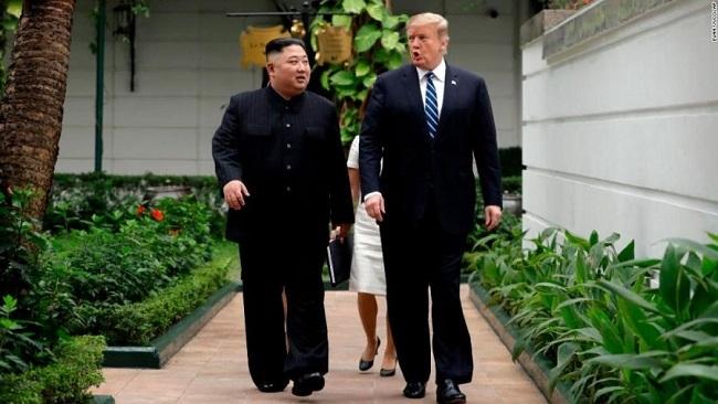 Những chuyện 'thâm cung bí sử' đằng sau hội nghị Mỹ - Triều