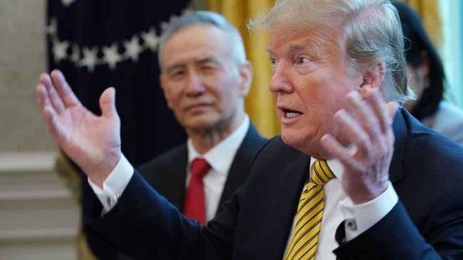 Ông Trump dọa nâng thuế hàng Trung Quốc bất chấp đàm phán nước rút