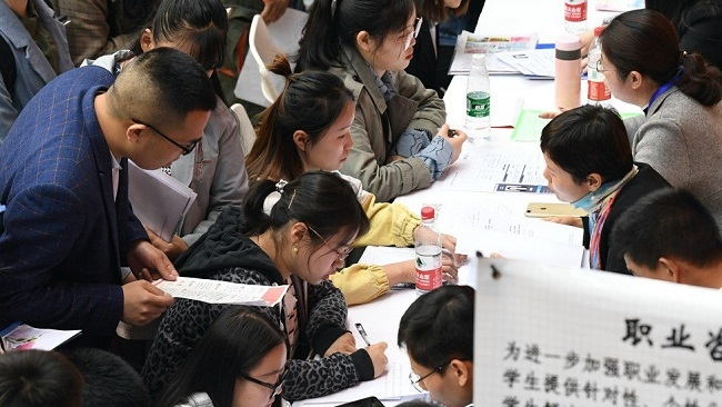 Chiến tranh thương mại 'thổi bay' hàng triệu việc làm tại Trung Quốc