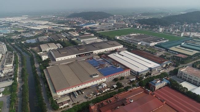 Khu vực hấp dẫn mới của bất động sản công nghiệp