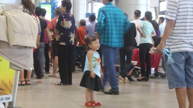 Vietnam Airlines nâng tỷ lệ vận chuyển trẻ em