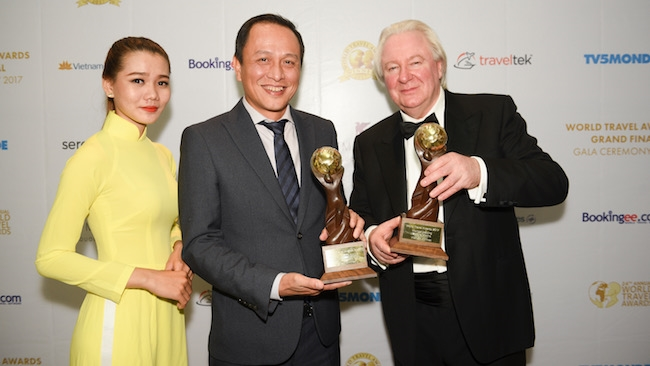 Vietnam Airlines đạt 'hãng hàng không hàng đầu thế giới'