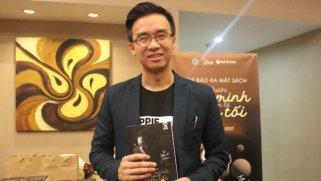 Doanh nhân Tạ Minh Tuấn: Chê trách để nhân viên tốt là kiểu lãnh đạo nguy hiểm