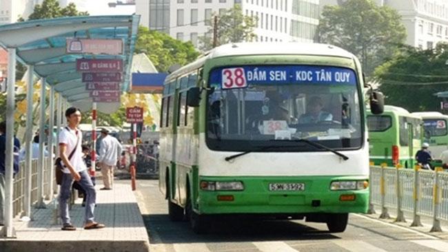 TP.HCM khánh thành trạm xe buýt phục vụ thời gian thi công Metro