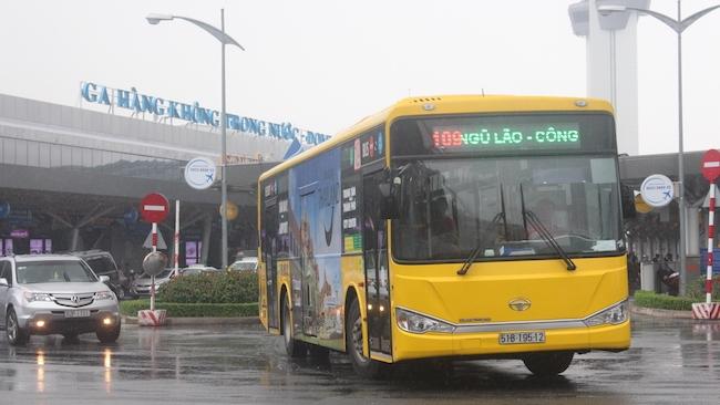 TP. HCM đầu tư thêm 3 tỷ đồng vào xe buýt