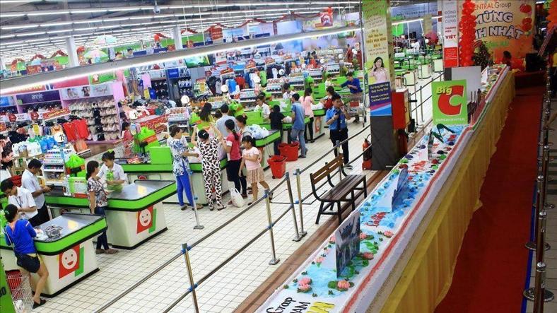 Hàng Thái: Bài toán khó cho hàng Việt