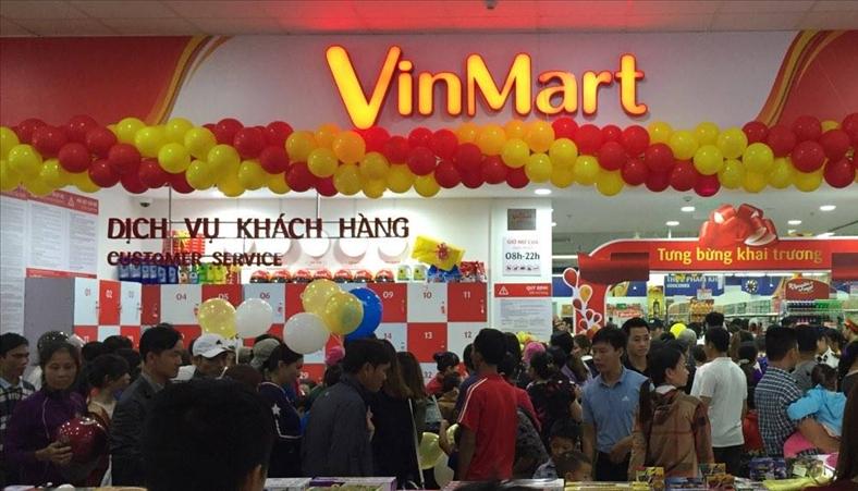 Mảng bán lẻ của Vingroup đạt doanh thu 10.000 tỷ đồng