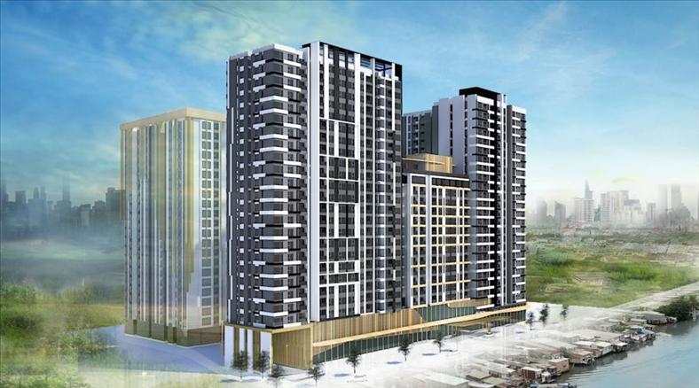 CapitaLand chi 38 triệu USD mua dự án căn hộ ở TP.HCM