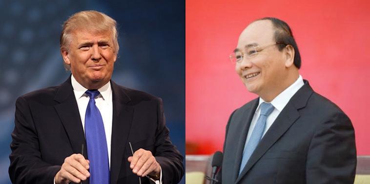 Thủ tướng Nguyễn Xuân Phúc sắp thăm Mỹ