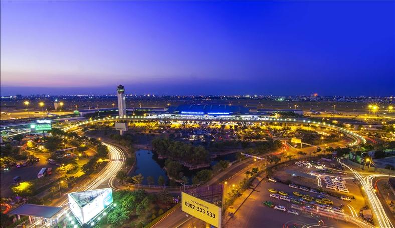 3.200 tỷ đồng mở rộng hai sân bay Tân Sơn Nhất và Nội Bài