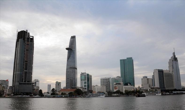 Cao ốc Saigon One Tower bị VAMC thu giữ để xử lý nợ