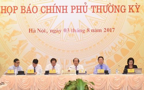 Phó Thống đốc và hai Bộ trưởng nói về vướng mắc cho vay nông nghiệp