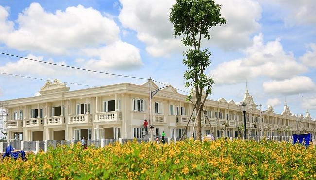 Long An đón sóng đầu tư bất động sản mới từ Vingroup, Him Lam, FLC