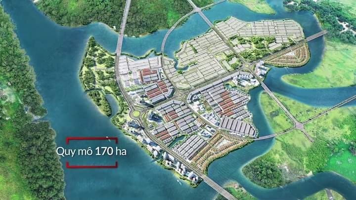 Nam Long 'lướt sóng' ở dự án Waterfront Đồng Nai