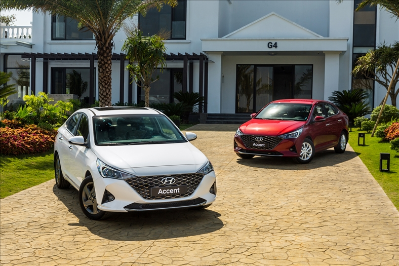 TC Motor bán ra hơn 11.000 xe Hyundai trong tháng 11