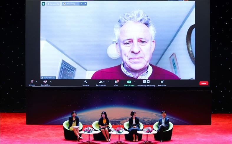 Giải thưởng VinFuture thu hút hàng trăm nhà khoa học hàng đầu thế giới