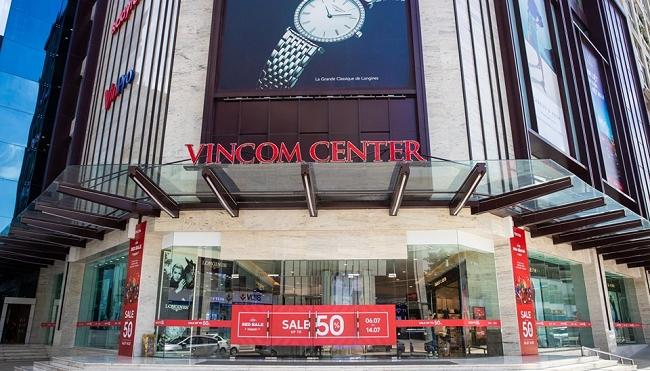 Vincom Retail đạt 388 tỷ đồng lợi nhuận trong quý II