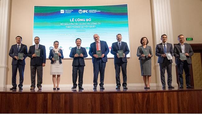 Việt Nam ra mắt bộ nguyên tắc quản trị công ty theo thông lệ quốc tế