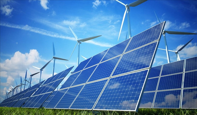 Đạt tỷ lệ điện năng sản xuất từ năng lượng tái tạo khoảng 7% vào năm 2020