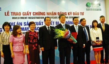 Dự án 28,5 triệu USD đầu tư vào Đà Nẵng trong tuần lễ cấp cao APEC