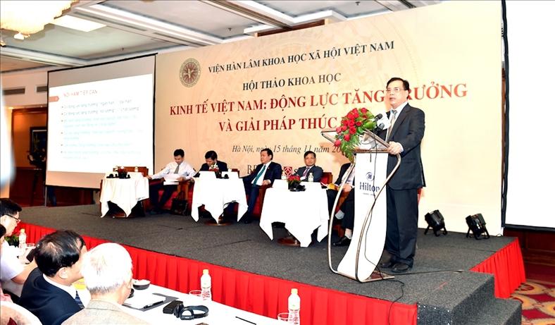 Động lực tăng trưởng của Việt Nam, cần gỡ nhanh các điểm nghẽn