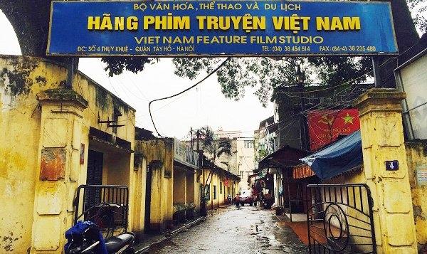 Hoàn tất thanh tra quá trình cổ phần hóa Hãng phim truyện Việt Nam