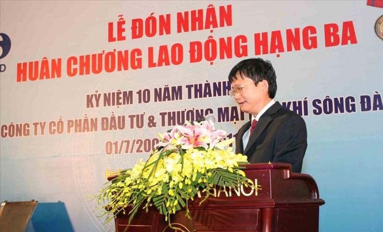 Bắt tạm giam em trai ông Đinh La Thăng để điều tra hành vi tham ô tài sản