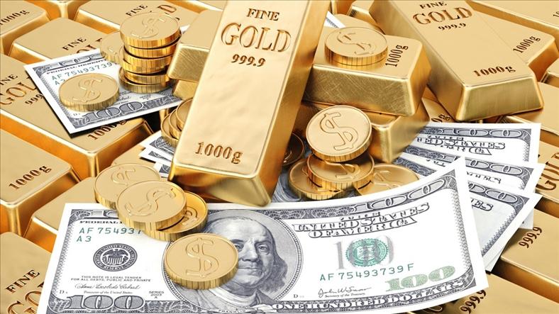 Thị trường vàng ngày 27/6: Vàng giảm, USD tăng
