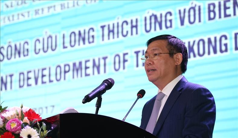 Phải đổi mới mạnh mẽ trong tư duy kiến tạo phát triển Đồng bằng sông Cửu Long