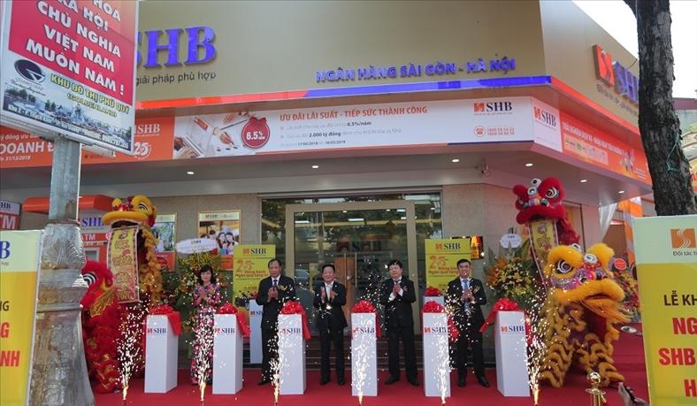 SHB khai trương chi nhánh Hải Dương