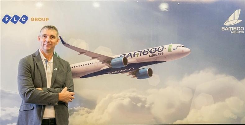 Tân Giám đốc Thương mại Bamboo Airways: Hướng tới một hãng hàng không tiêu chuẩn 5 sao