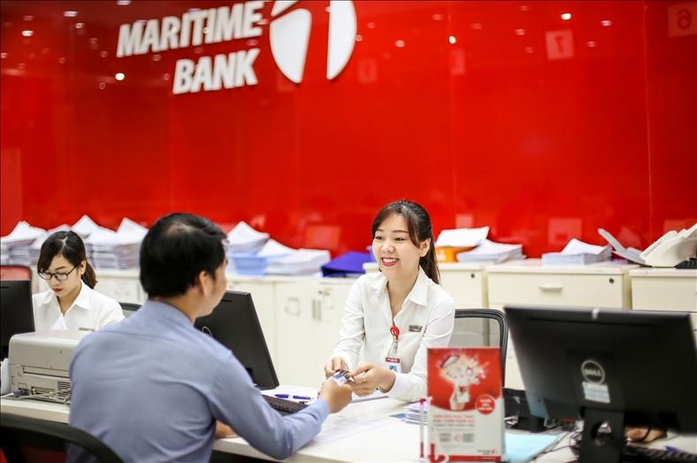 Lợi nhuận 9 tháng đầu năm của Maritime Bank tăng 7%