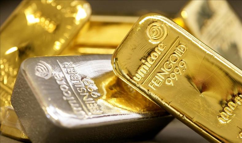 Giá vàng leo thang chóng mặt, đạt đỉnh 5 tháng qua
